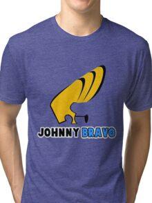 johnny bravo Tri-blend T-Shirt