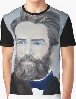 HERMAN MELVILLE - oil portrait Graphic T-Shirt