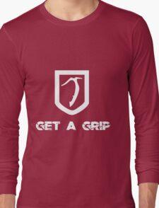 Inverted Get A Grip Axe Long Sleeve T-Shirt