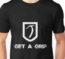 Inverted Get A Grip Axe Unisex T-Shirt