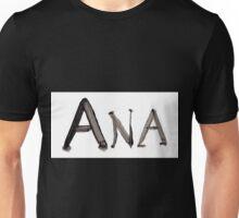 Alchemical Symbols - Equal Amount Unisex T-Shirt