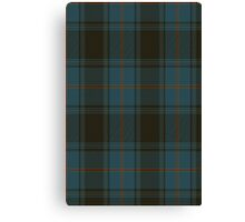 Eastonian National Tartan  Canvas Print