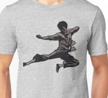 Kung Fu character series Unisex T-Shirt