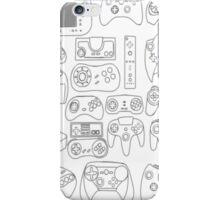 Joypad Pattern iPhone Case/Skin
