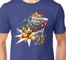 The Amazing Spiderman!! Unisex T-Shirt