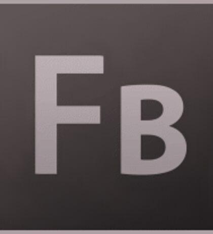 Adobe Flash Builder Sticker