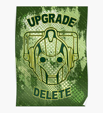Upgrade Or Delete!! Poster