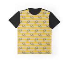Harry Potter Quidditch Hufflepuff Snitch Design Graphic T-Shirt