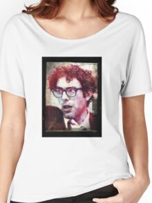 Young Bernie (XL) Women's Relaxed Fit T-Shirt