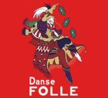Danse Folle One Piece - Short Sleeve