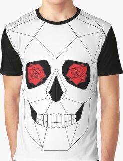 Geometric Skull Graphic T-Shirt