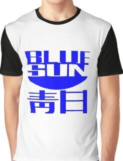 Firefly: Blue Sun Corporate Logo Graphic T-Shirt