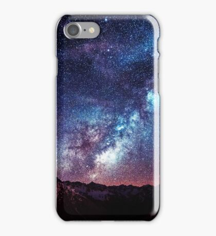 Hillside Galaxy iPhone Case/Skin