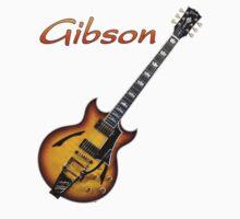 Cool Gibson Kids Tee
