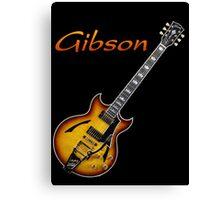 Cool Gibson Canvas Print