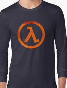 °GEEK° Half Life Long Sleeve T-Shirt