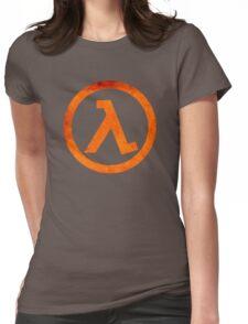 °GEEK° Half Life Womens Fitted T-Shirt
