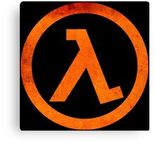 °GEEK° Half Life Canvas Print