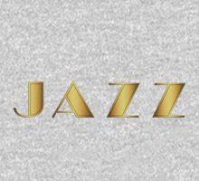 Wonderful Jazz (Gold) One Piece - Short Sleeve