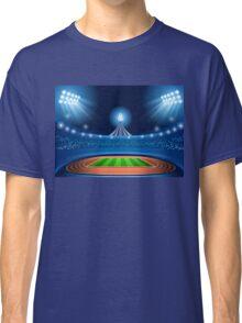 Stadium Background 2016 Summer Games Classic T-Shirt