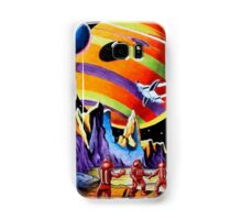 NEW WORLDS Samsung Galaxy Case/Skin