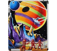 NEW WORLDS iPad Case/Skin