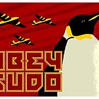 Obey SUDO by cosmogorilla