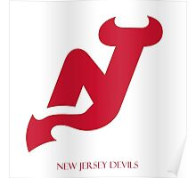 New Jersey Devils 0001 Poster