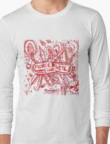 Pierce the veil misadventures album cover Long Sleeve T-Shirt