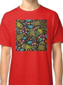 Sea Monster Party Classic T-Shirt