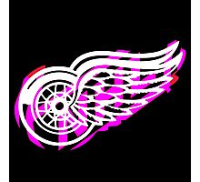 Detroid Red Wings Photographic Print