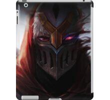 Zed - Shadow iPad Case/Skin