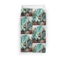 Sin and Punishment  Duvet Cover
