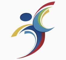 Sport logo design Baby Tee