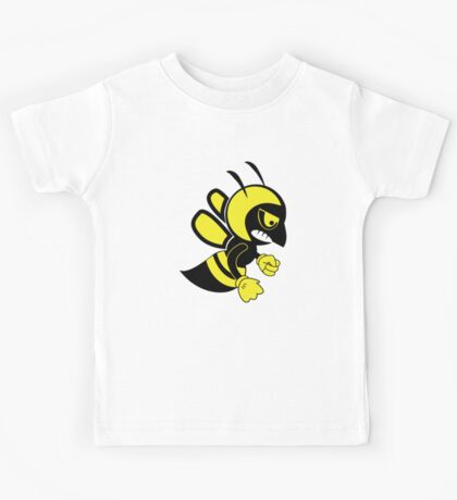 Fighting bee Kids Tee