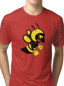 Fighting bee Tri-blend T-Shirt