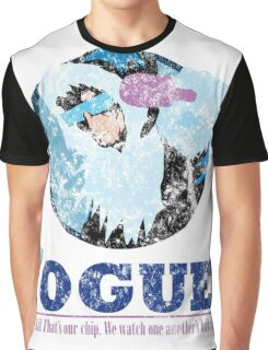 ROGUES: COLD Graphic T-Shirt