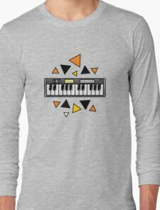 Music keyboard Long Sleeve T-Shirt