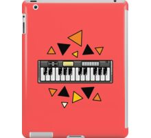 Music keyboard iPad Case/Skin