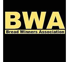 Bread Winners Association  Photographic Print