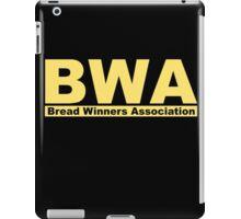 Bread Winners Association  iPad Case/Skin