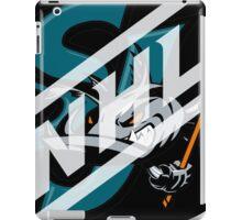 San Jose Shark  iPad Case/Skin