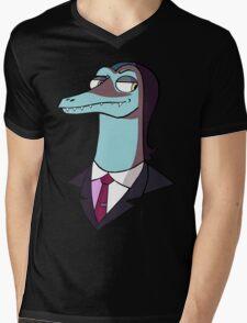 Toffee Mens V-Neck T-Shirt