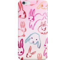 Big Pink Buns iPhone Case/Skin
