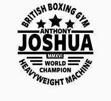 Anthony Joshua Boxing Gym Unisex T-Shirt