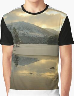 Icy Loch Graphic T-Shirt