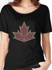 World Cup Hockey 2016 Women's Relaxed Fit T-Shirt