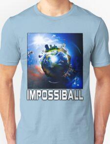 Flat Earth Impossiball Unisex T-Shirt