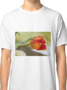 tulip in the garden Classic T-Shirt