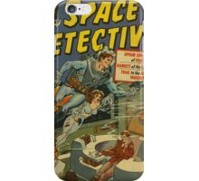 Space Detective No.1 iPhone Case/Skin